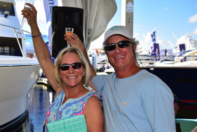 Outer Reef 610 Christening Video
