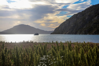 Motoryacht ARGO Cruises Patagonia
