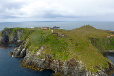 New Website Page Sharing Cape Horn Journey
