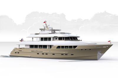 Outer Reef Yachts Collaborates with Setzer Design Group on New Explorer Series