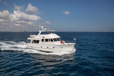 Outer Reef Yachts To Attend 2016 Newport International Boat Show Showcasing 580 Motoryacht