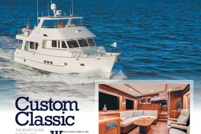 Custom Classic Article By Aventura Magazine, October 2018 Issue