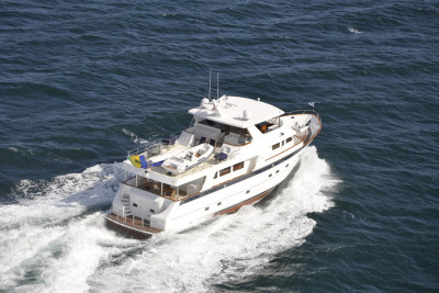 GINGER - Our Second Outer Reef Yacht